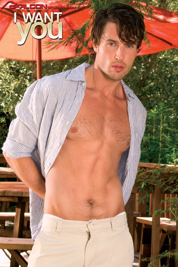 """Falcon Studios feature """"I Want You"""" showcases sultry Montreal based stud ..."""