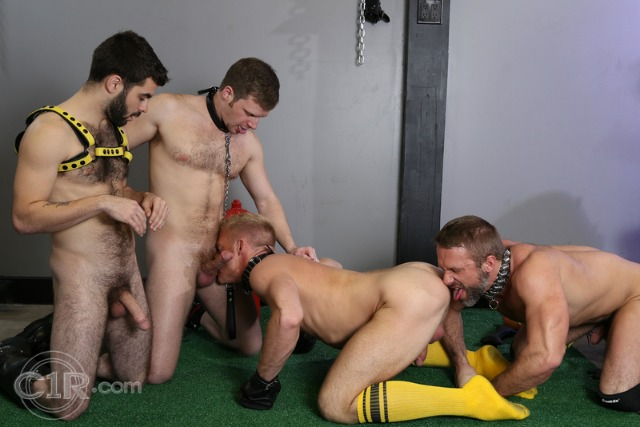 c1r_christopher_daniels_brian_bonds_dirk_caber_and_josh_long_sniffing_up_some_wood_and_marking_your_spot_in_pound_puppy_2_chronicles_of_pornia_blog