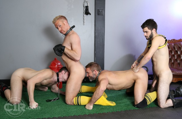 c1r_christopher_daniels_brian_bonds_dirk_caber_and_josh_long_sniffing_up_some_wood_and_marking_your_spot_in_pound_puppy_chronicles_of_pornia_blog