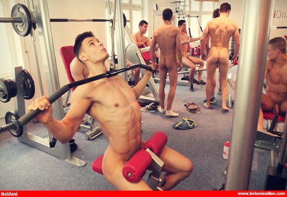 gay workout porn But this bike  A Kinky Workout For This Gay Slave.